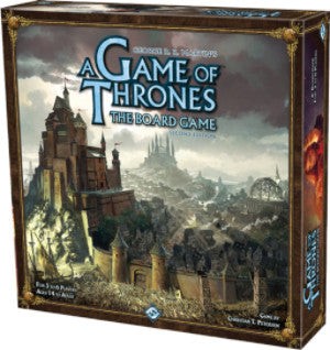 A Game of Thrones: The Board Game 2nd Edition