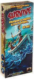 Survive: Escape From Atlantis: Dolphins & Squids & 5-6 Players