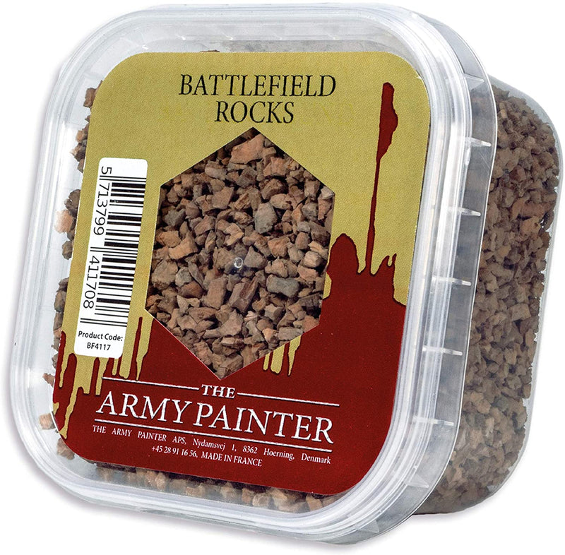 Army Painter Battlefields Essential: Battlefield Rocks (Basing) (150mL)