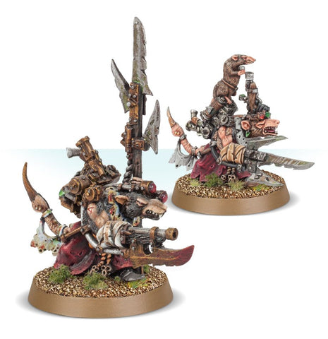 Warhammer Age of Sigmar: Skaven Warlock Engineers (WEB)