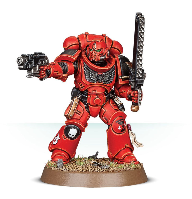 Warhammer 40K: Blood Angels Primaris Upgrades