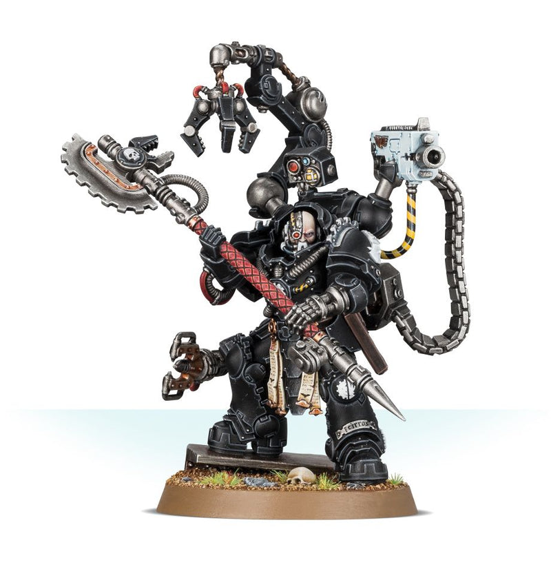 Warhammer 40K: Space Marines Iron Hands Feirros