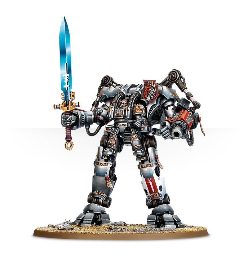 Warhammer 40K: Grey Knights Nemesis Dreadknight