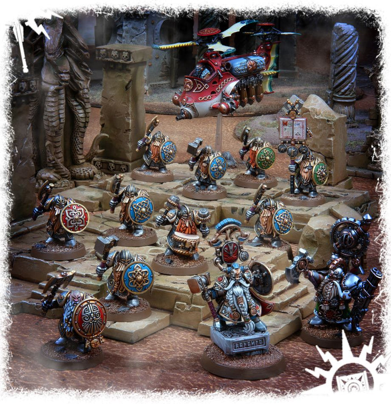 Warhammer Age of Sigmar: Start Collecting! Greywater Fastness