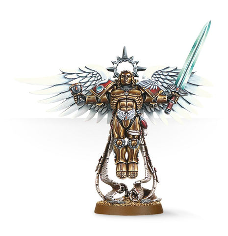 Warhammer 40K: Space Marines Blood Angels The Sanguinor Exemplar of the Host (WEB)