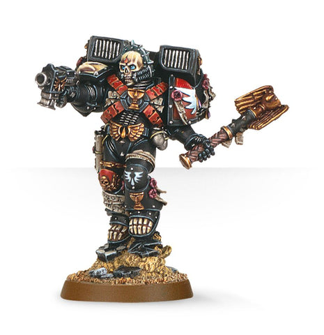 Warhammer 40K: Space Marines Blood Angels Lemartes Guardian of the Lost (WEB)