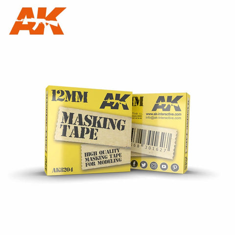 AK-Interactive: Masking Tape 12mm