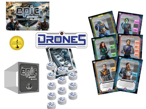 Tiny Epic Galaxies Beyond Black Kickstarter Promo Pack