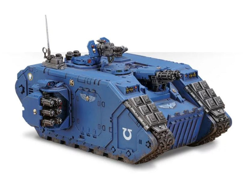 Warhammer 40K: Space Marines Land Raider Crusader