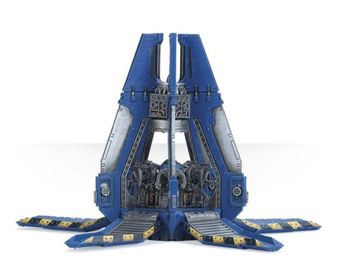 Warhammer 40K: Space Marines Drop Pod