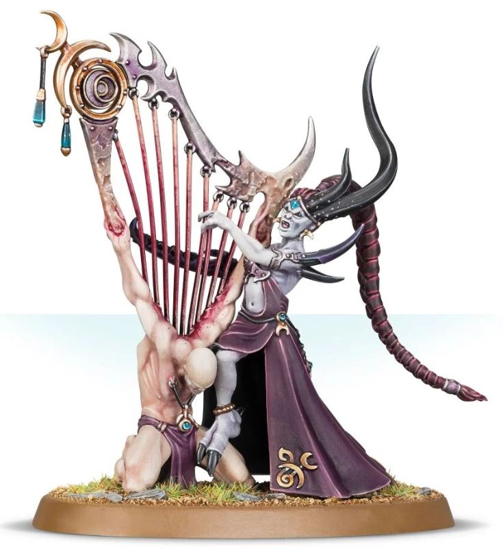 Warhammer: Daemons of Slaanesh Infernal Enrapturess