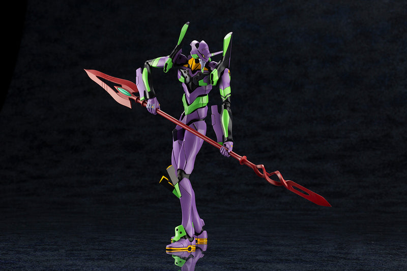 [PREVENTA] KP618_EVANGELION 3.0 +1.0 THRICE UPON A TIME_TEST TYPE-01 WITH SPEAR OF CASSIUS