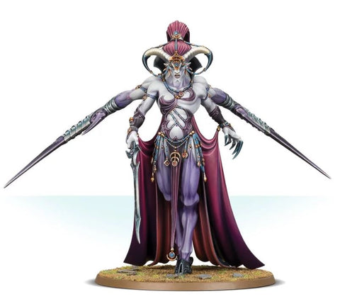 Warhammer: Daemons of Slaanesh Keeper of Secrets