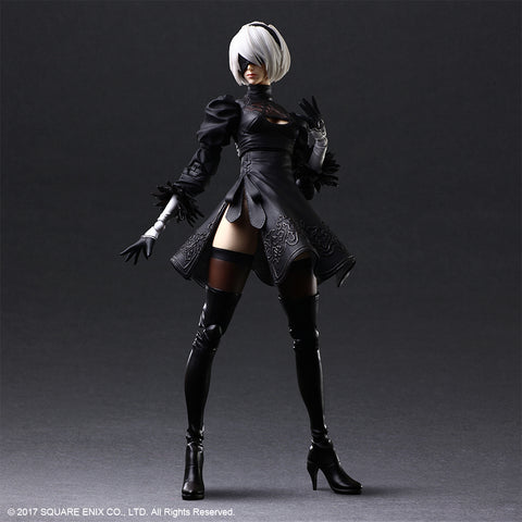 [PREVENTA] PLAY ARTS KAI™ Action Figure – 2B (YoRHa No. 2 Type B)
