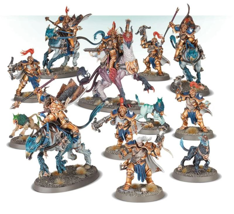 Warhammer Age of Sigmar: Start Collecting! Stormcast Vanguard