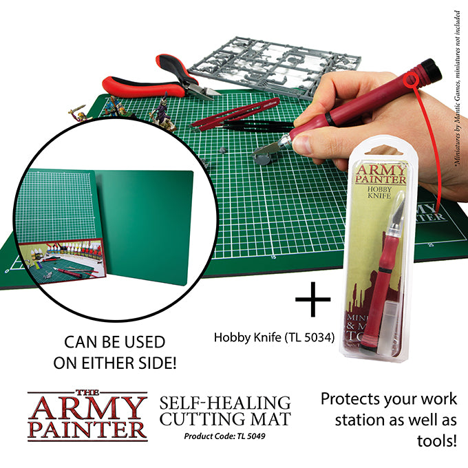 Army Painter Self-healing Cutting Mat (2019)