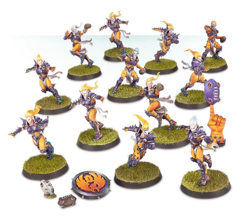 Blood Bowl: The Elfheim Eagles - Elven Union