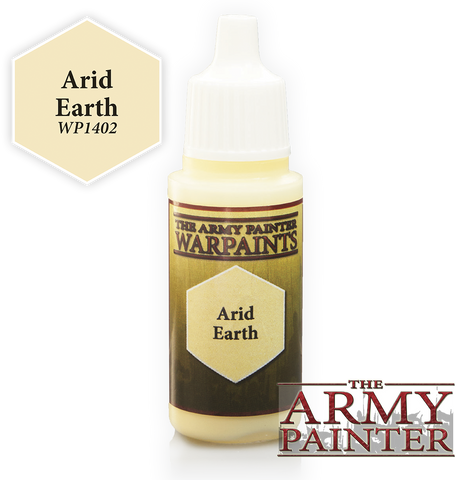 Warpaints: Arid Earth
