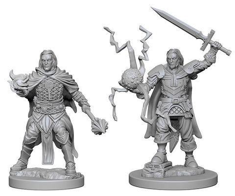 Pathfinder Minis: Human Male Cleric