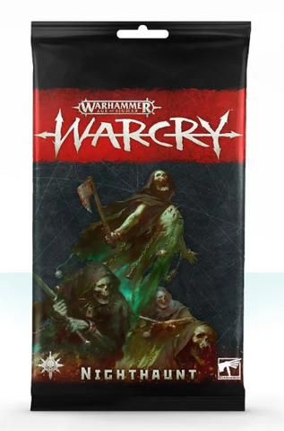 Warhammer Age of Sigmar: Warcry Nighthaunt Card Pack (WEB)