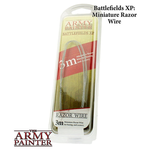 Army Painter Battlefields XP: Razor Wire