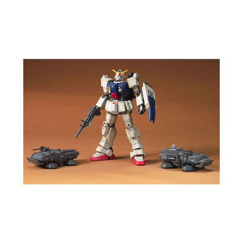 Bandai:  RX-79(G) GUNDAM THE GROUND WAR SET HGUC 1/144