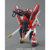 Bandai: ASTRAY RED FRAME LOWE GUELE'S CUSTOMIZE MOBILE SUIT MBF-PO2KAI MG 1/100 Gundam Seed