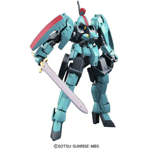 Bandai: Carta's Graze Ritter HG 1/144  Mobile Suit Gundam: Iron-Blooded Orphans