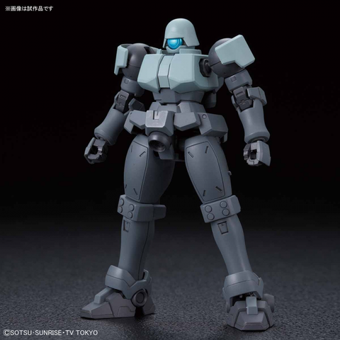 Bandai:  Leo NPD HGBF 1/144  Gundam Build Fighters / Gundam Build Divers