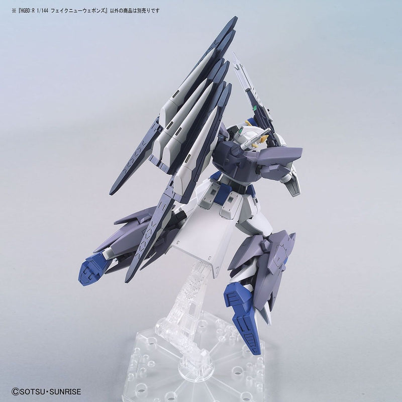 Bandai: R Fake NU Weapons HG 1/144 Gundam Build Divers