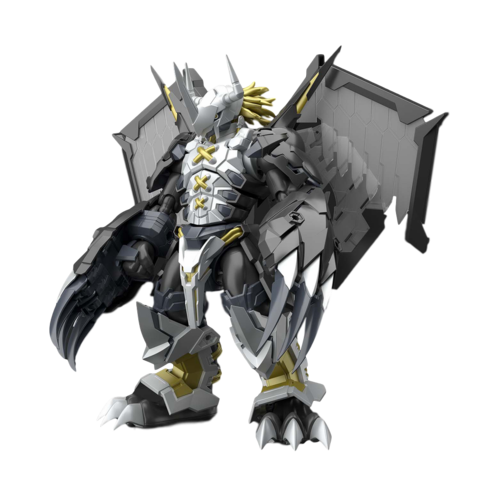 Bandai: Figure-Rise Digimon Standard Black Wargreymon (AMPLIFIED)