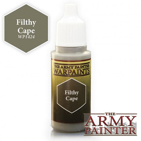Warpaints: Filthy Cape