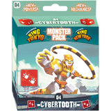 King of Tokyo 2E: Cybertooth Monster Pack
