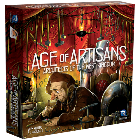 Architects of the West Kingdom Artisans Expansion