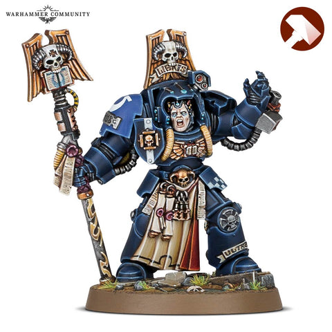 Warhammer 40K: Space Marines Varus (Made to Order)