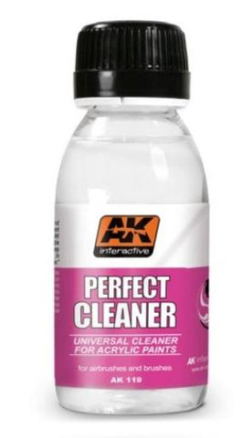 AK-Interactive: PERFECT CLEANER (100 ml)