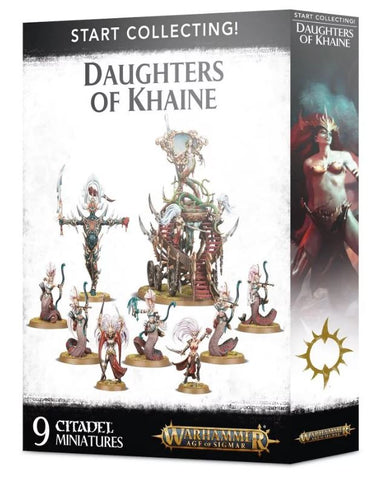 Warhammer Age of Sigmar: Start Collecting! Daughters of Khaine