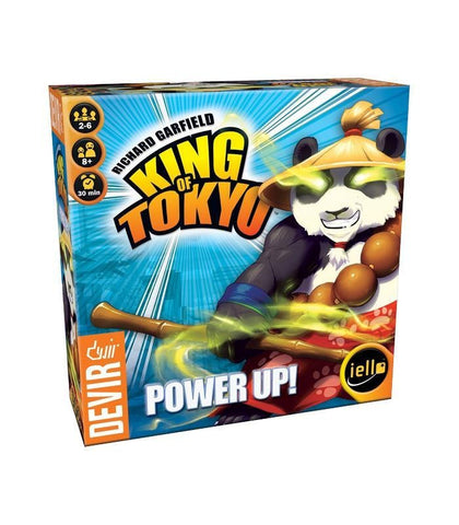 King of Tokyo 2nd Edition: Power Up! (Español)