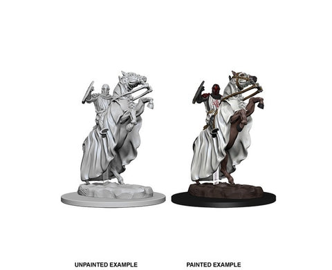 Pathfinder Minis: Knight on Horse
