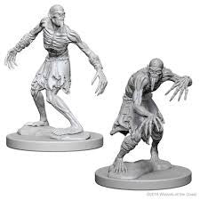D&D Minis: Ghouls