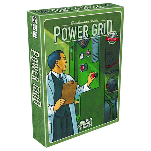 Power Grid (Recharged Edition)