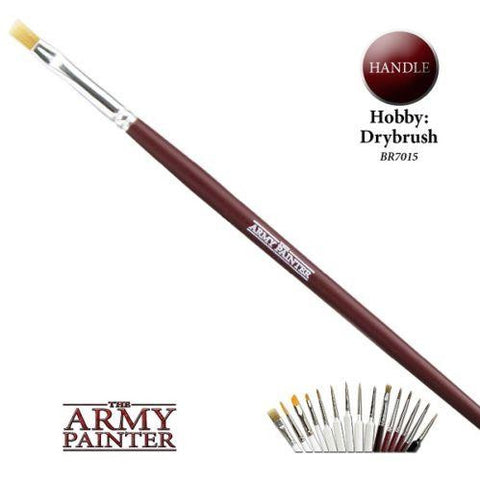 Army Painter Painting Supplies: (Pincel) Drybrush