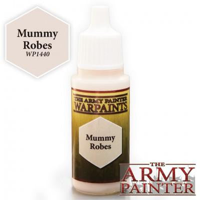 Warpaints: Mummy Robes