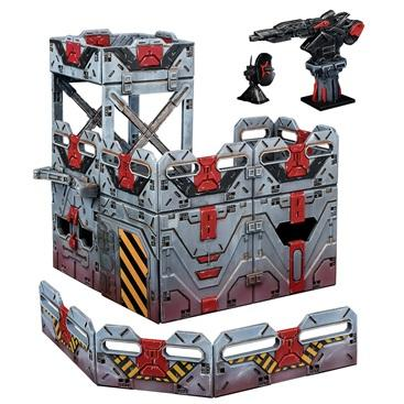 Terrain Crates: Military Checkpoint
