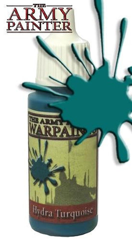 Warpaints: Hydra Turquoise