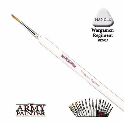 Army Painter Painting Supplies: (Pincel) Regiment