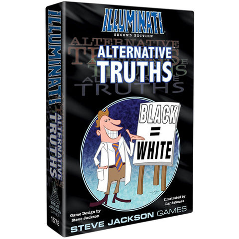 Illuminati: Alternative Truths Expansion