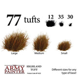 Army Painter Battlefields XP: Highland Tuft (77 Tufts)