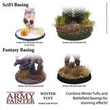 Army Painter Battlefields XP: Winter Tuft (77 Tufts)