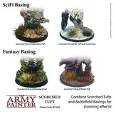 Army Painter Battlefields XP: Scorched Tuft (77 Tufts)